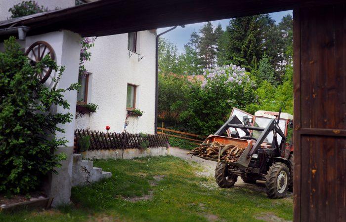Bio-Bauernhof und Ferienwohnung der Familie Gutenbrunner in Sankt Leonhard bei Freistadt